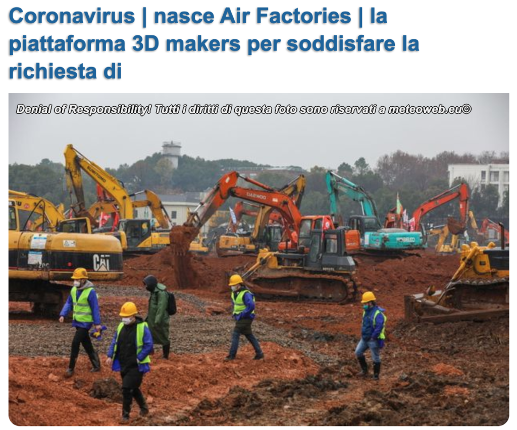 Airfactories.org - rassegna stampa - lasicilia.it